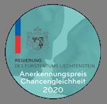 Anerkennungspreis Chancengleichheit 2020